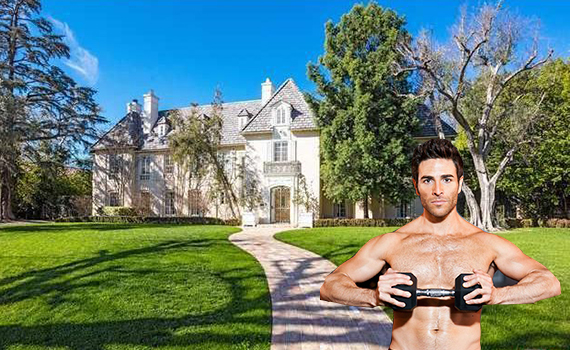 Barry's Bootcamp CEO Joey Gonzales and his new Hancock Park home