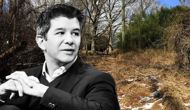 Uber founder Travis Kalanick is now CEO of a real estate company