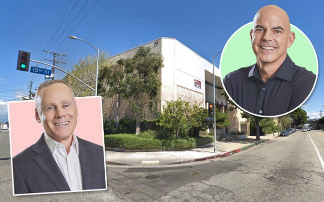 Rexford Industrial Realty co-CEOs Howard Schwimmer and Michael S. Frankel