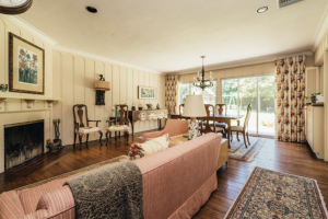 Jimmy Stewart's former Brentwood home (Credit: Sotheby's International Realty)