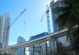 Fewer than 250 condo towers created east of Interstate 95 between 2003-2010.