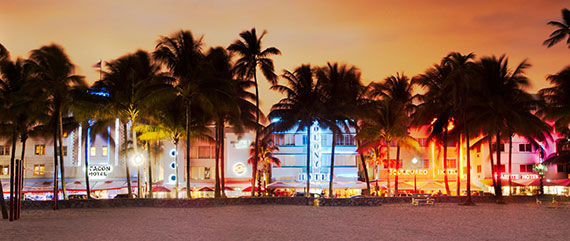 Collins Avenue On South Beach New Hotel To Open In Time For Art Basel Sobe Luxury Homes