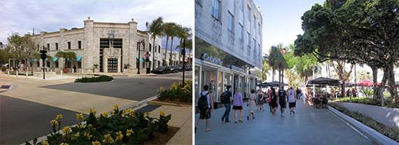 Worth Avenue (Christopher Ziemnowicz) and Lincoln Road