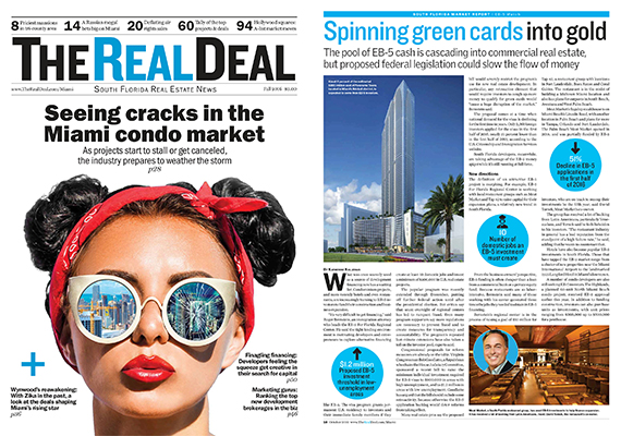 The Real Deal South Florida's latest October 2016 magazine