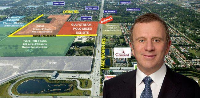 Mattamy Homes Buys Site Near Lake Worth For Resi Community