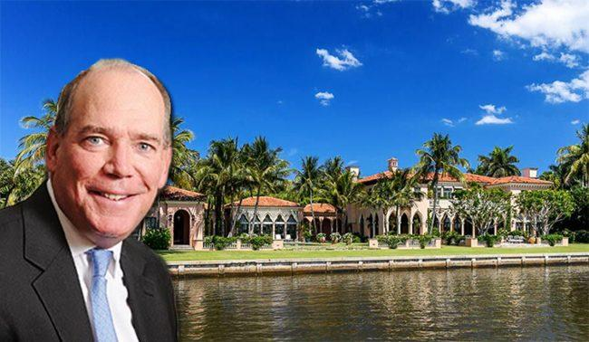 Private Equity Ceo Thompson Dean Pays 41m For Palm Beach
