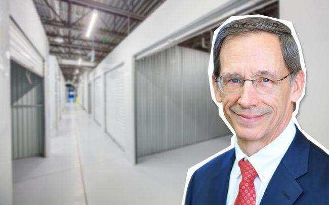 Public Storage CEO Ronald Havner