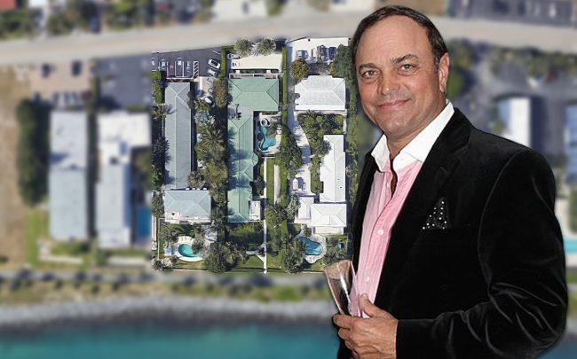 Robert Castellano and 150-206 Inlet Way (Credit: Getty Images, Google Maps)