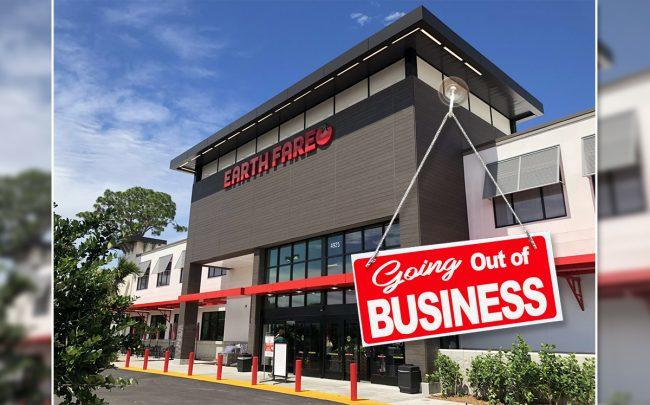 Grocery chain to shutter four stores in region