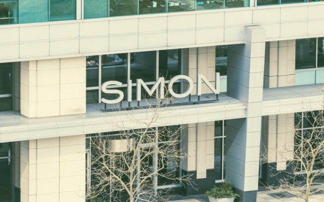 Simon Property Group World Headquarters in Indianapolis (Credit: iStock)