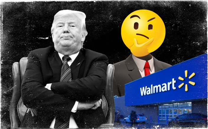 Walmart suspends political contributions to GOP lawmakers who opposed President-elect Joe Biden's election certification (iStock; Getty)