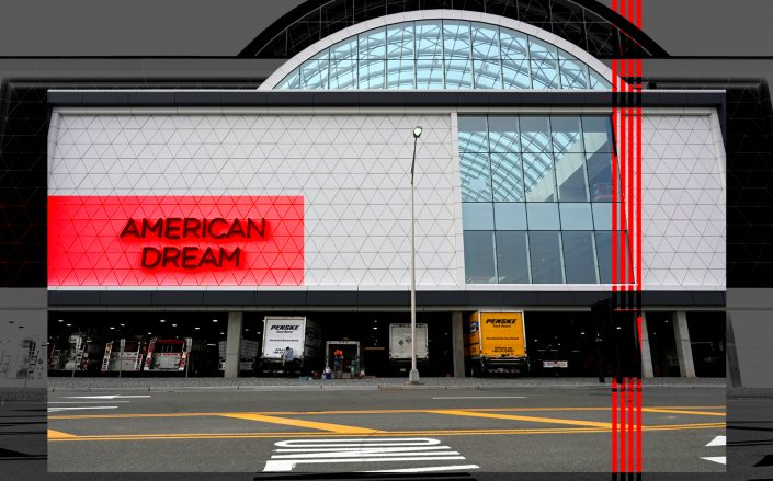 The American Dream mall in East Rutherford, New Jersey (Getty)