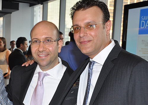 Shimon Shkury And Ofer Cohen