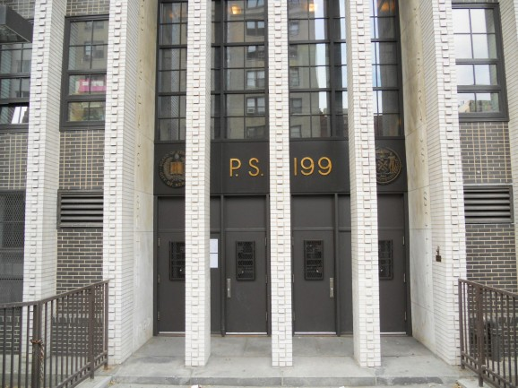 P.S. 199 at 270 West 70th Street