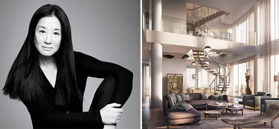 Vera Wang and the One Madison Park triplex penthouse