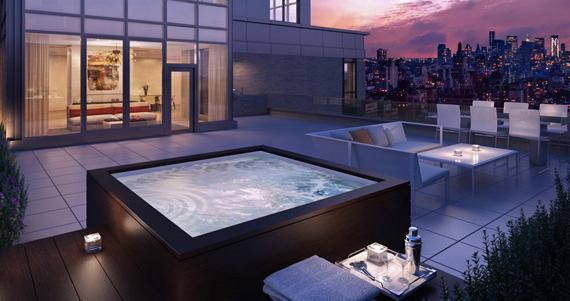 A rendering of 21 West 20th Street