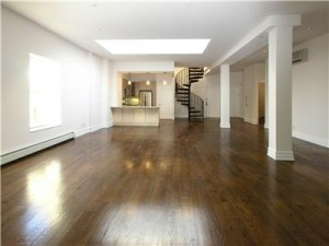The penthouse at 158 West 146th Street