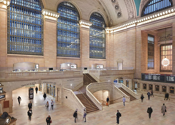 Apple store in Grand Central Terminal