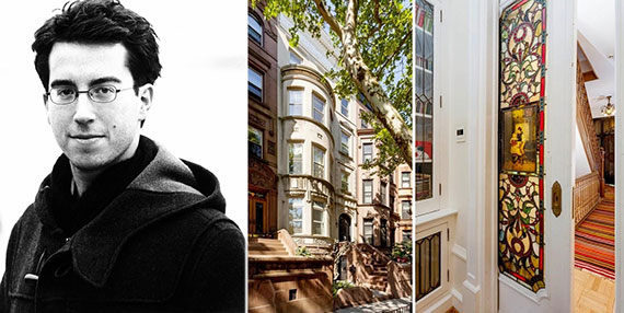 Jonathan Safran Foer and 646 2nd Street