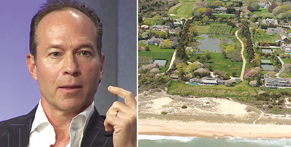 Barry Rosenstein and his $147 million East Hampton spread