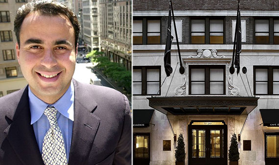Ben Ashkenazy and 20 East 76th Street