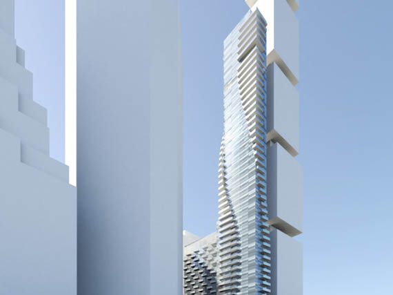 A prior rendering of 151 Maiden Lane