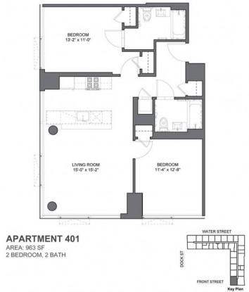 60-Water-2bed