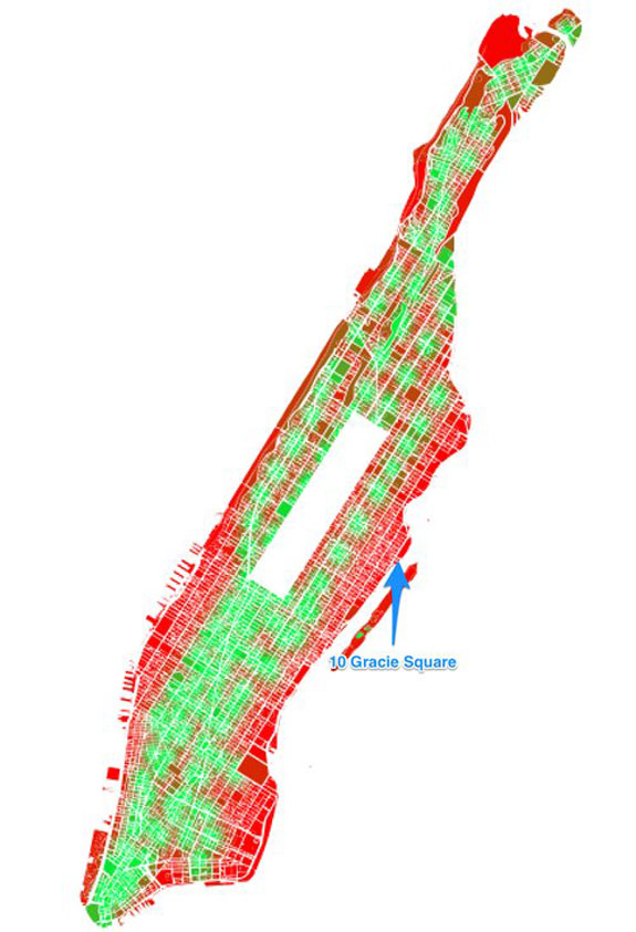 iquantny-manhattan-farthest-apartment-from-subway-map