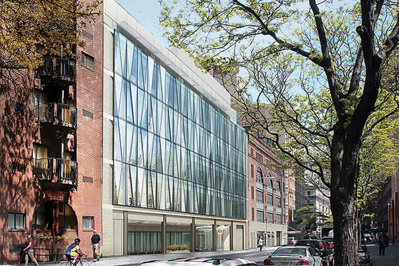 A rendering of 327 East 64th Street