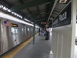 Queensboro Plaza subway station