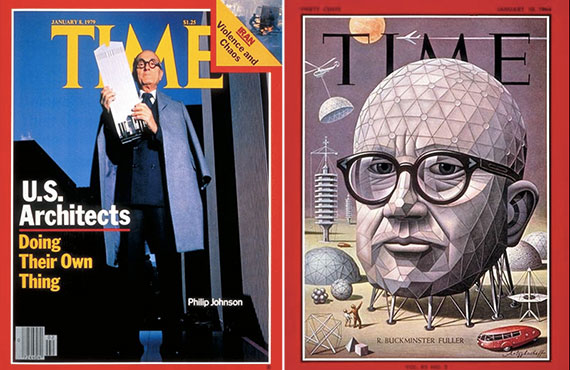 Architects on the cover of TIME