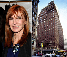 Nicole Miller and 525 Seventh Avenue in the Garment District