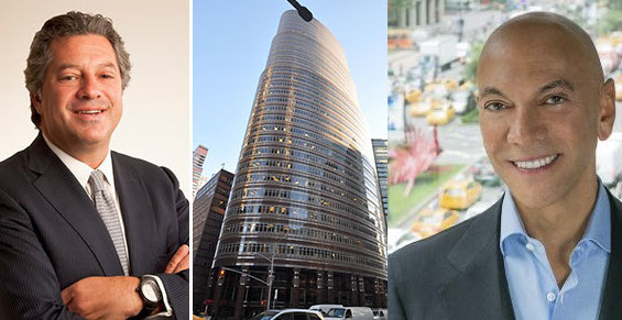 Marc Holliday, the Lipstick Building at 885 Third Avenue, and Louis Ceruzzi