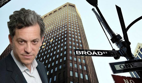 Vox Media CEO Jim Bankoff and 85 Broad Street in the Financial District