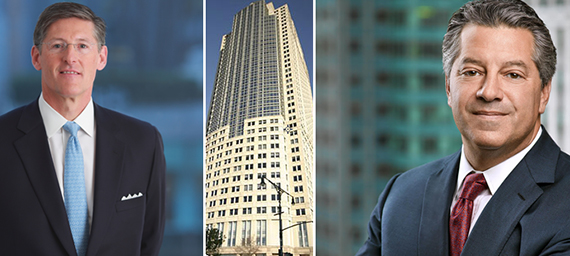 Citigroup CEO Michael Corbat, 388-390 Greenwich Street and Marc Holliday