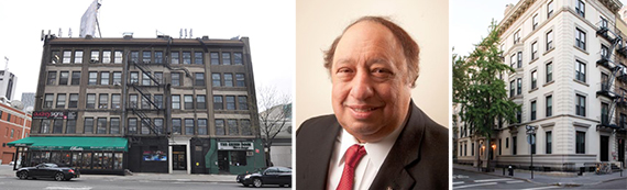 837 11th Avenue, John Catsimatidis and 50 Orange Street