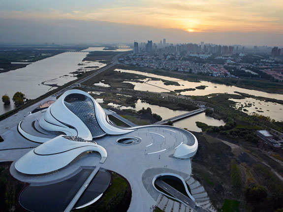 Architects: MAD Architects (credit: Hufton+Crow)