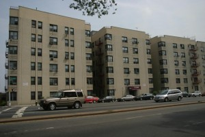 750 Grand Concourse in the South Bronx