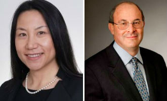 Asian Financial Society Catherine Liang Frederick Cooper