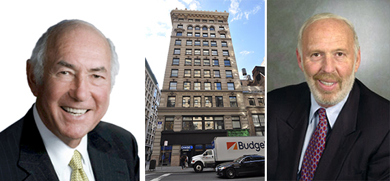 Earle Altman, 162 Fifth Avenue and James Harris Simons