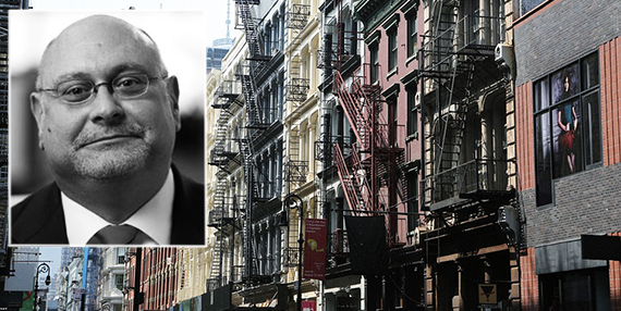 Greg Willet and apartments in New York City (credit: RealPage, Pixabay)