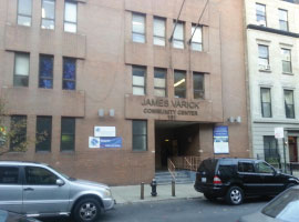 James Varick Community Center at 151 West 136th Street