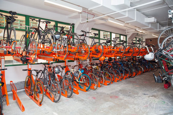 a-large-bike-storage-room-encourages-employees-to-take-a-carbon-neutral-commute-into-work-there-are-also-showers-on-site