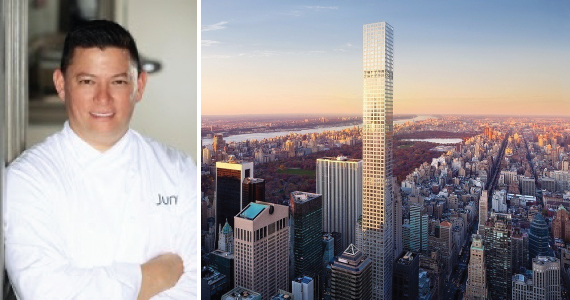 Shaun Hergatt and 432 Park Avenue