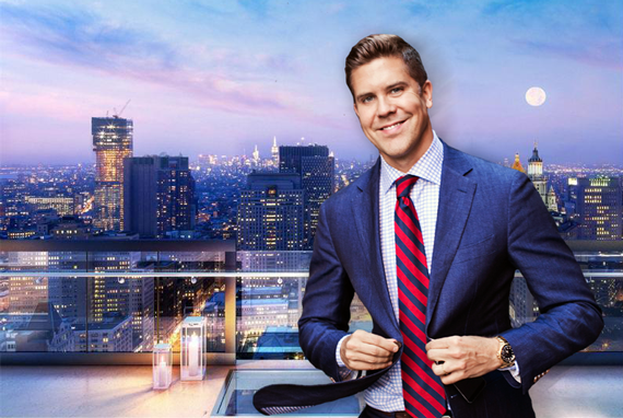 Fredrik Eklund and 5 Beekman in the Financial District