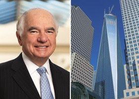 John Degnan and the Freedom Tower at One World Trade Center