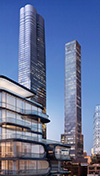 35 and 15 Hudson Yards