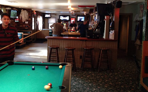 Inside Wolfie's Tavern (Credit: Yelp)