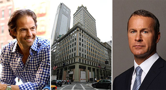 Michael Shvo, 730 Fifth Avenue and Vladislav Doronin