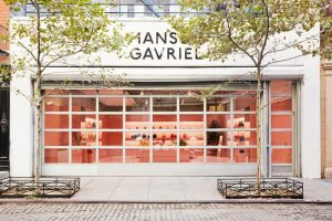 Mansur Gavriel pop-up at 134 Wooster Street (credit: Mansur Gavriel)